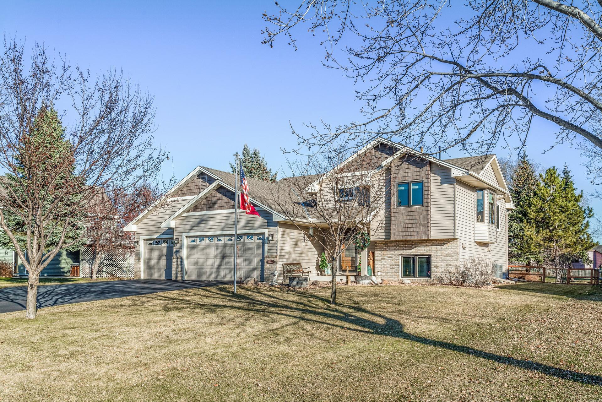 14731 Argon Street NW Property Photo - Ramsey, MN real estate listing