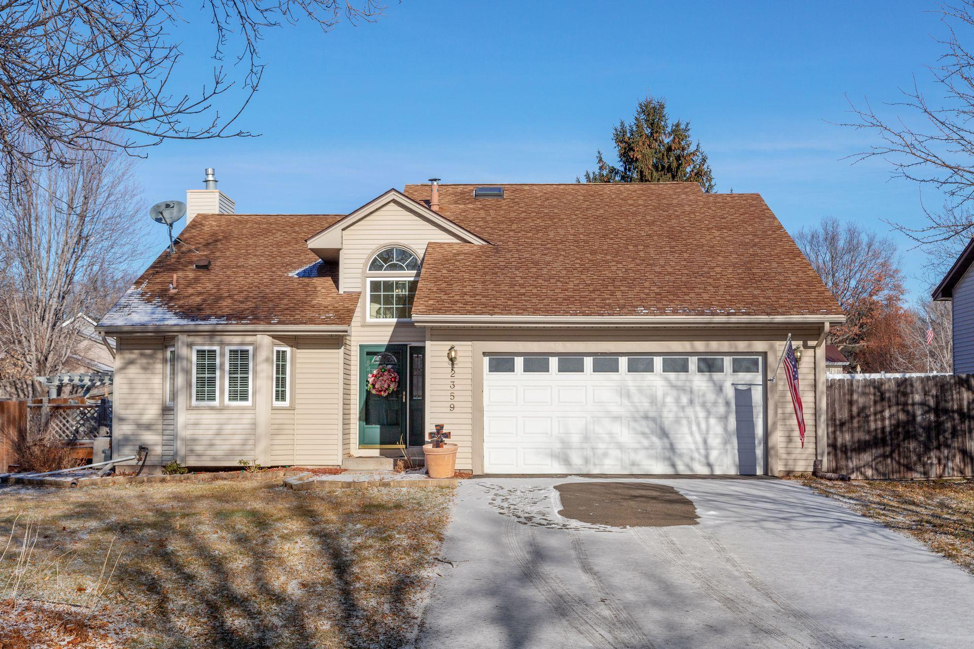 2359 132nd Lane NW Property Photo - Coon Rapids, MN real estate listing