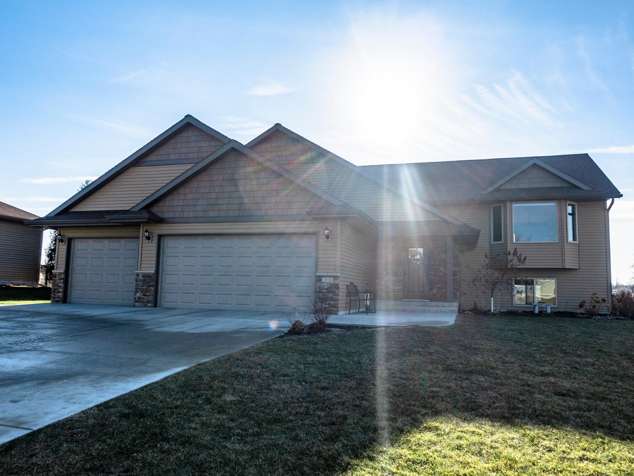 310 Ridge Way Property Photo - Holdingford, MN real estate listing