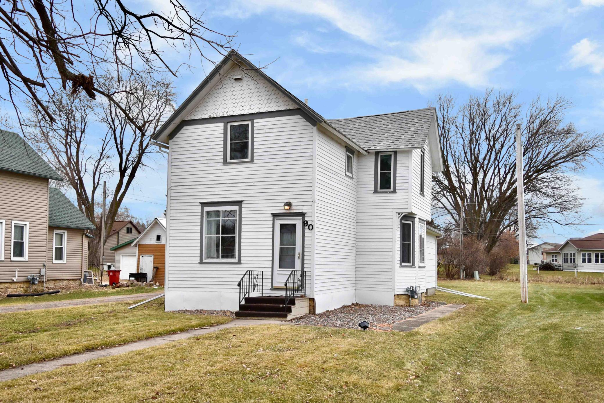90 W Main Street Property Photo - Lewiston, MN real estate listing