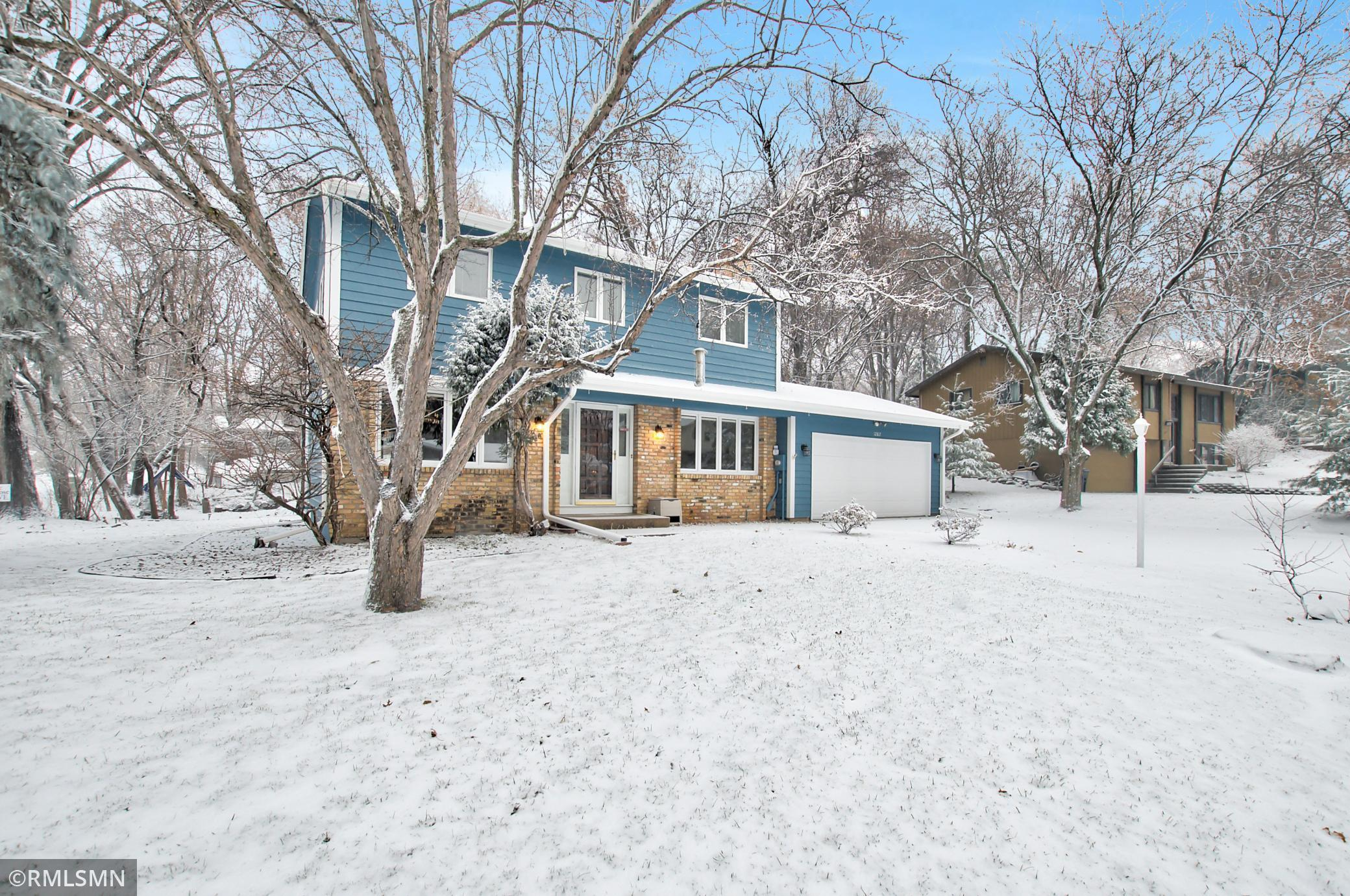 12817 Pheasant Run Property Photo - Burnsville, MN real estate listing