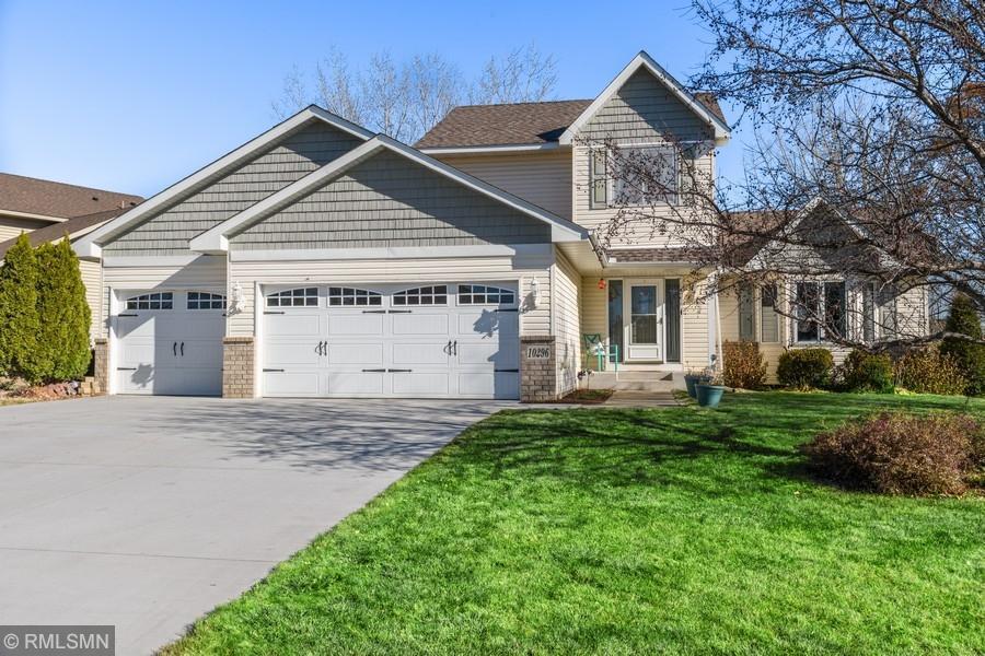 10296 Karston Avenue NE Property Photo - Albertville, MN real estate listing