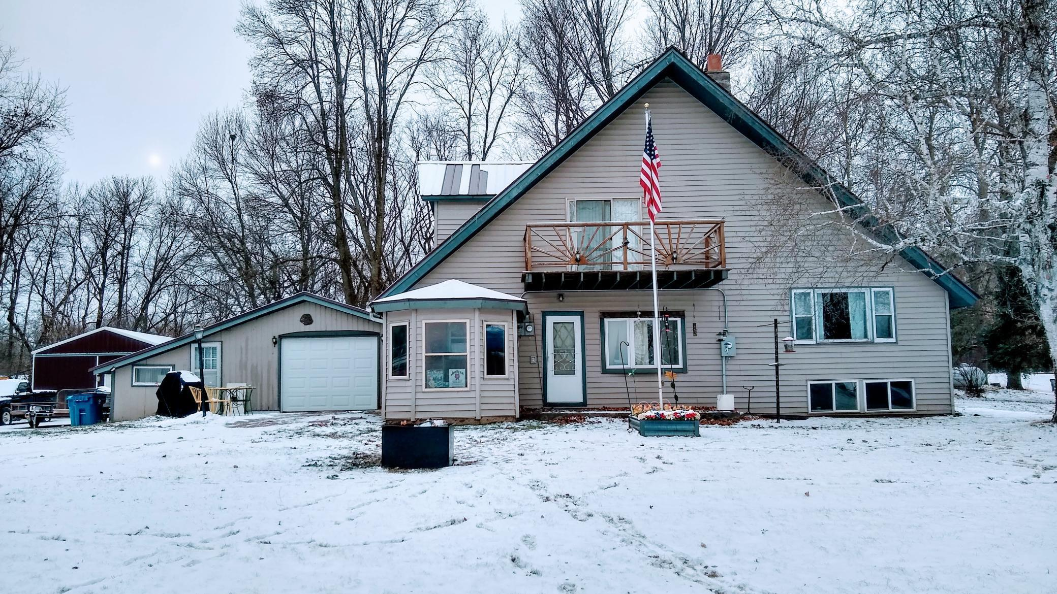 21891 W Spirit Lake Road W. Property Photo - Frederic, WI real estate listing