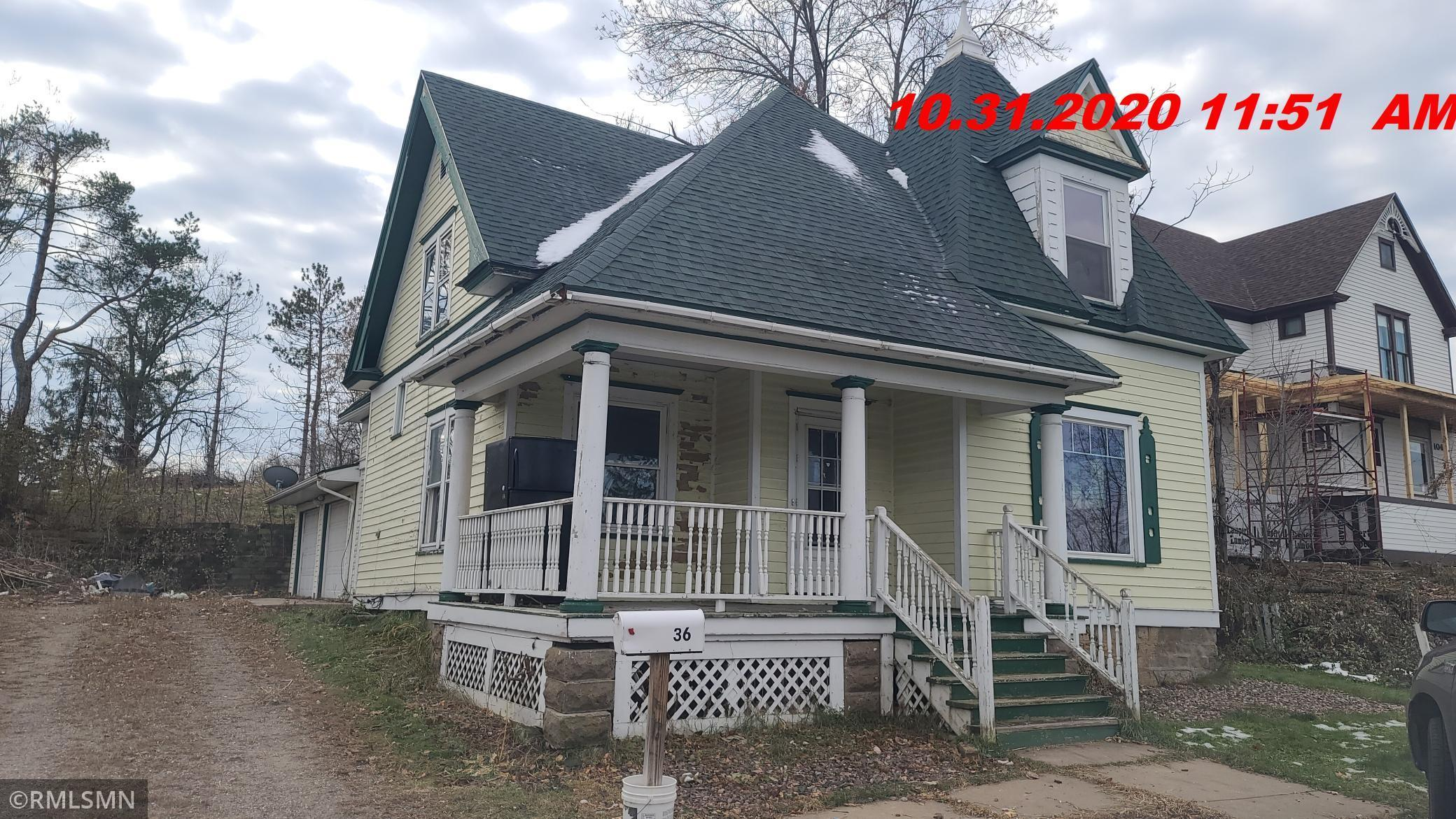 36 W Division Avenue Property Photo - Barron, WI real estate listing