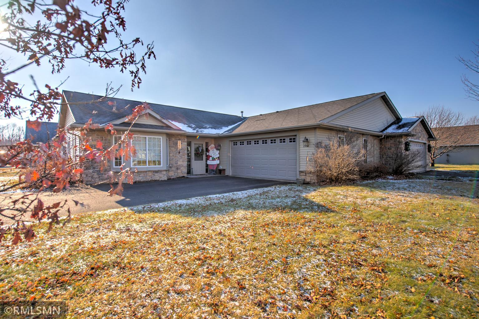 1330 Meadows Drive Property Photo - Hammond, WI real estate listing