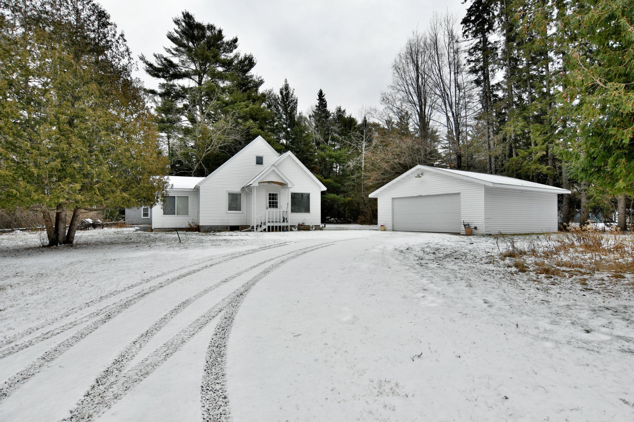 9770 E County Road Y Property Photo - Gordon, WI real estate listing