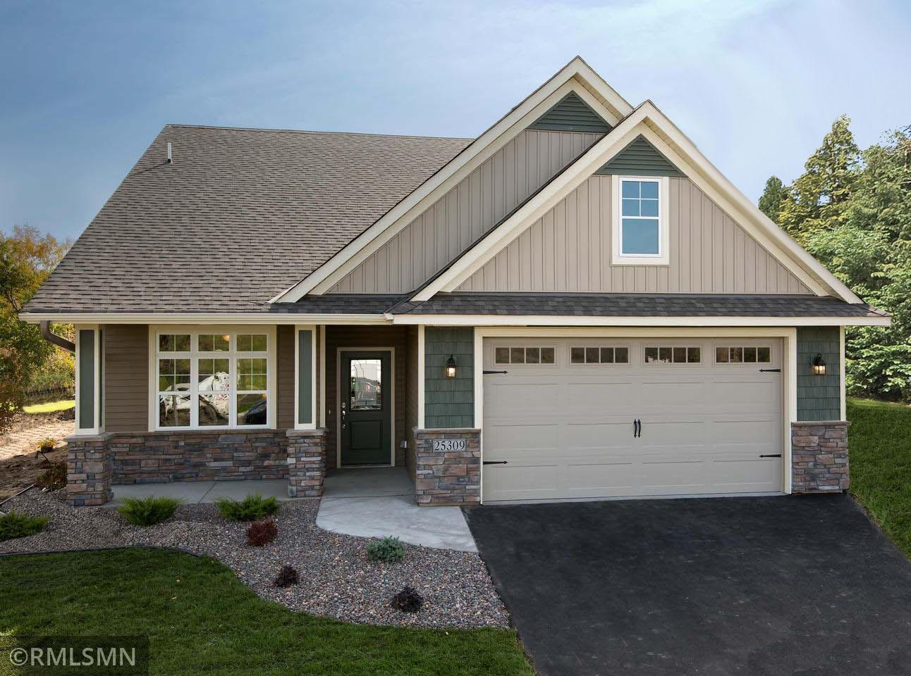 25463 Heims Lake Circle Property Photo - Wyoming, MN real estate listing