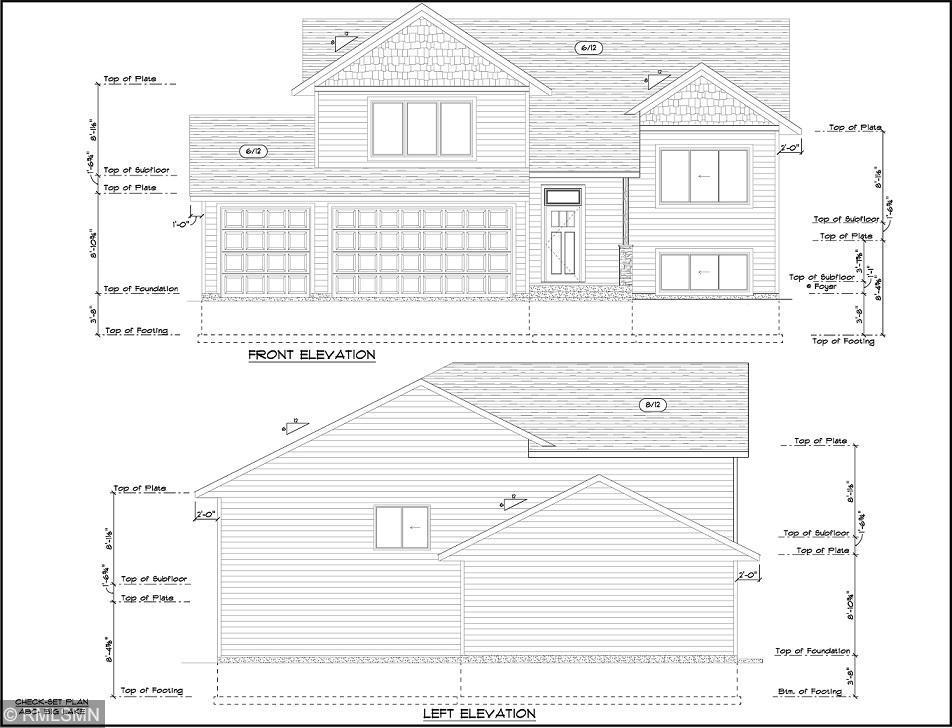 Lot 5, 39xxx Elk Avenue Property Photo - North Branch, MN real estate listing