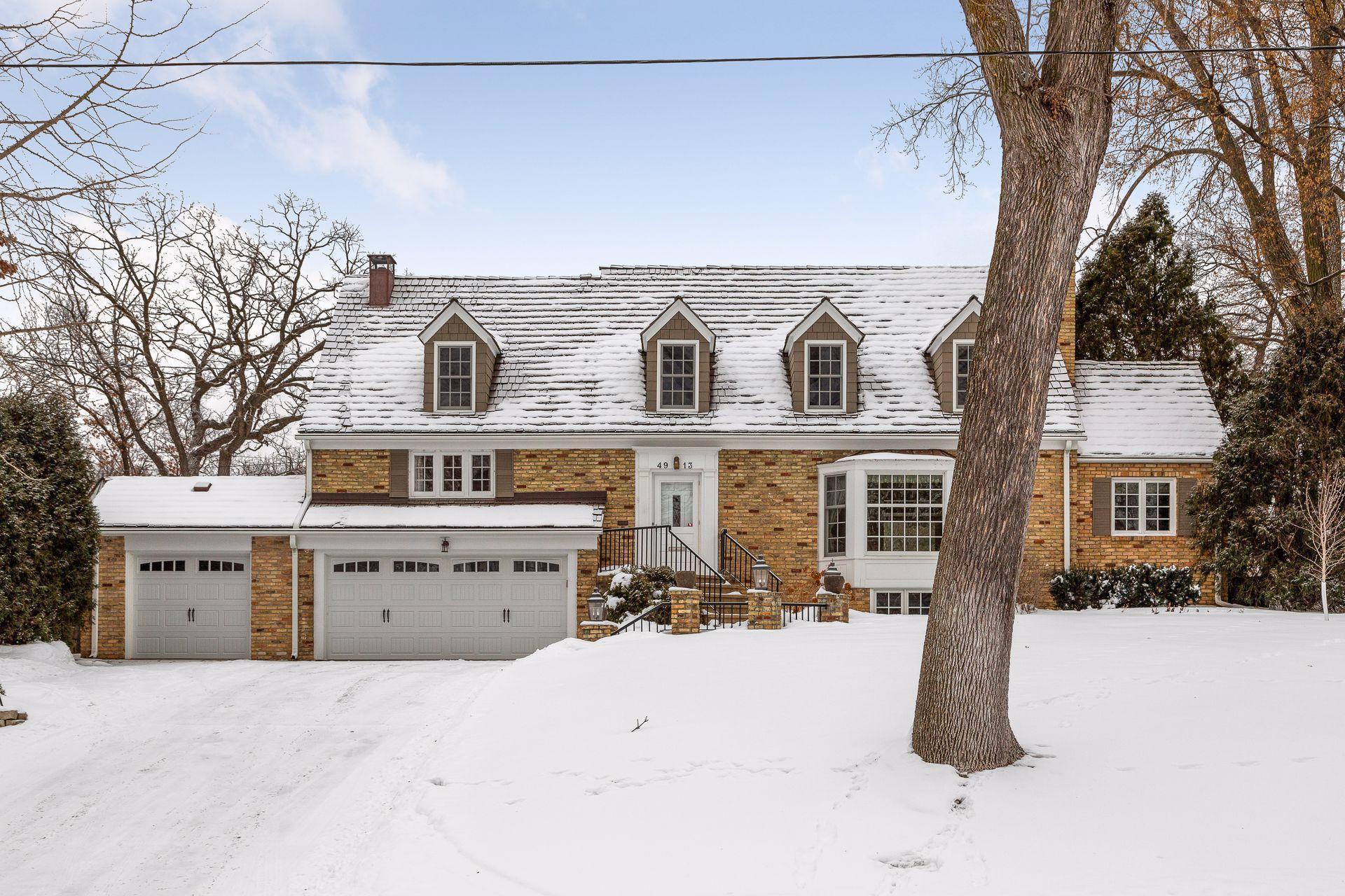4913 E Sunnyslope Road Property Photo - Edina, MN real estate listing