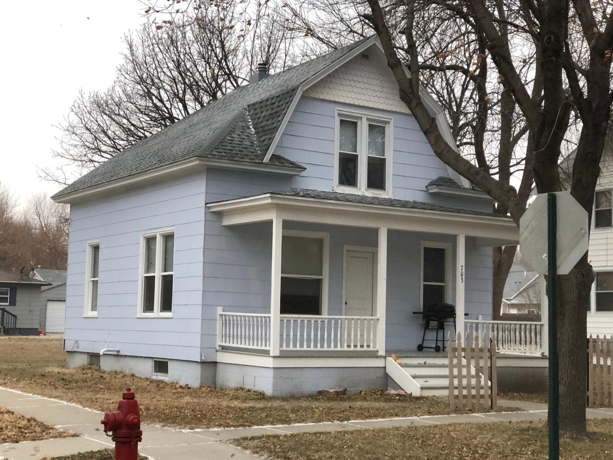 703 N Spring Street Property Photo - Luverne, MN real estate listing