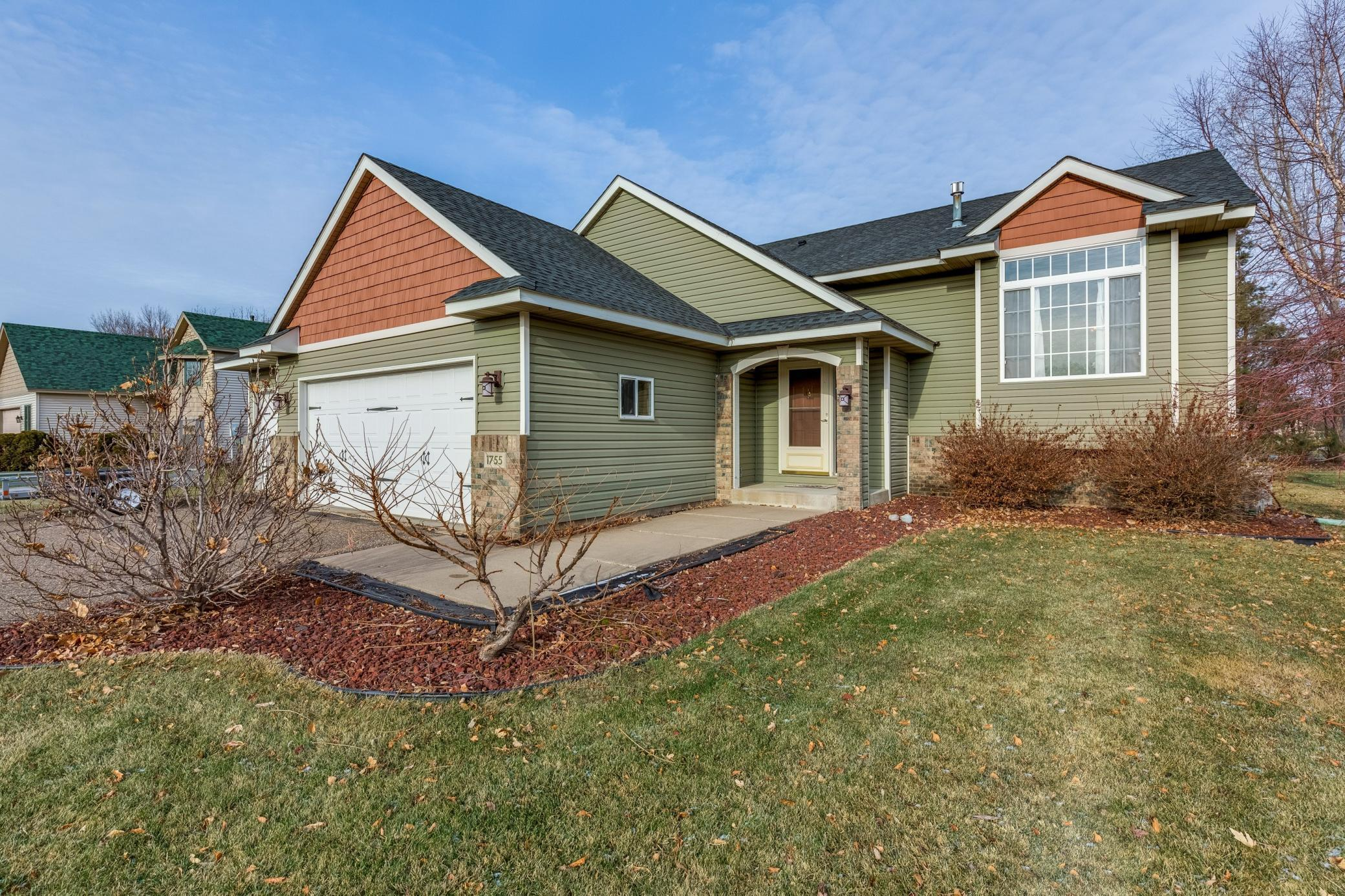 1755 Meadow Lane Property Photo - Centerville, MN real estate listing