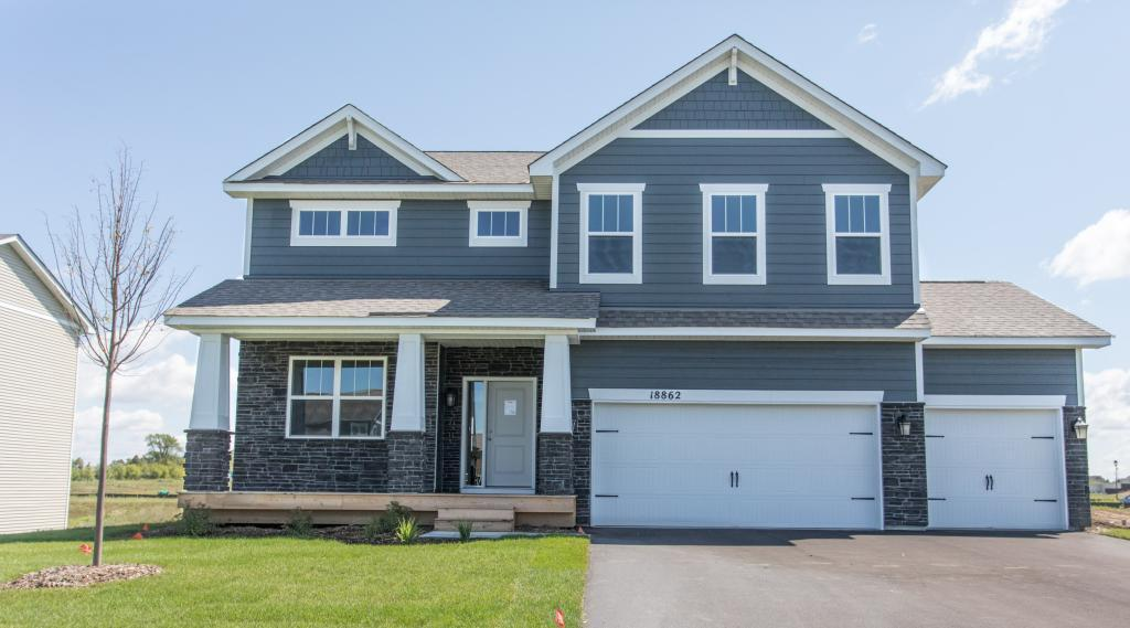 6132 Martin Avenue NE Property Photo - Otsego, MN real estate listing