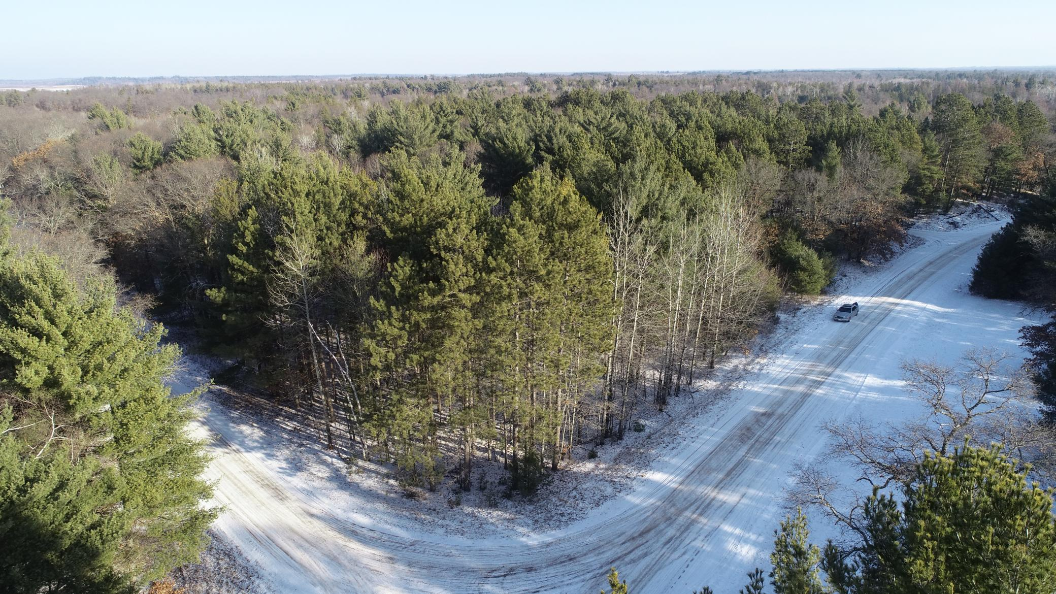 xxxxx Logging Creek Road Property Photo - Grantsburg, WI real estate listing