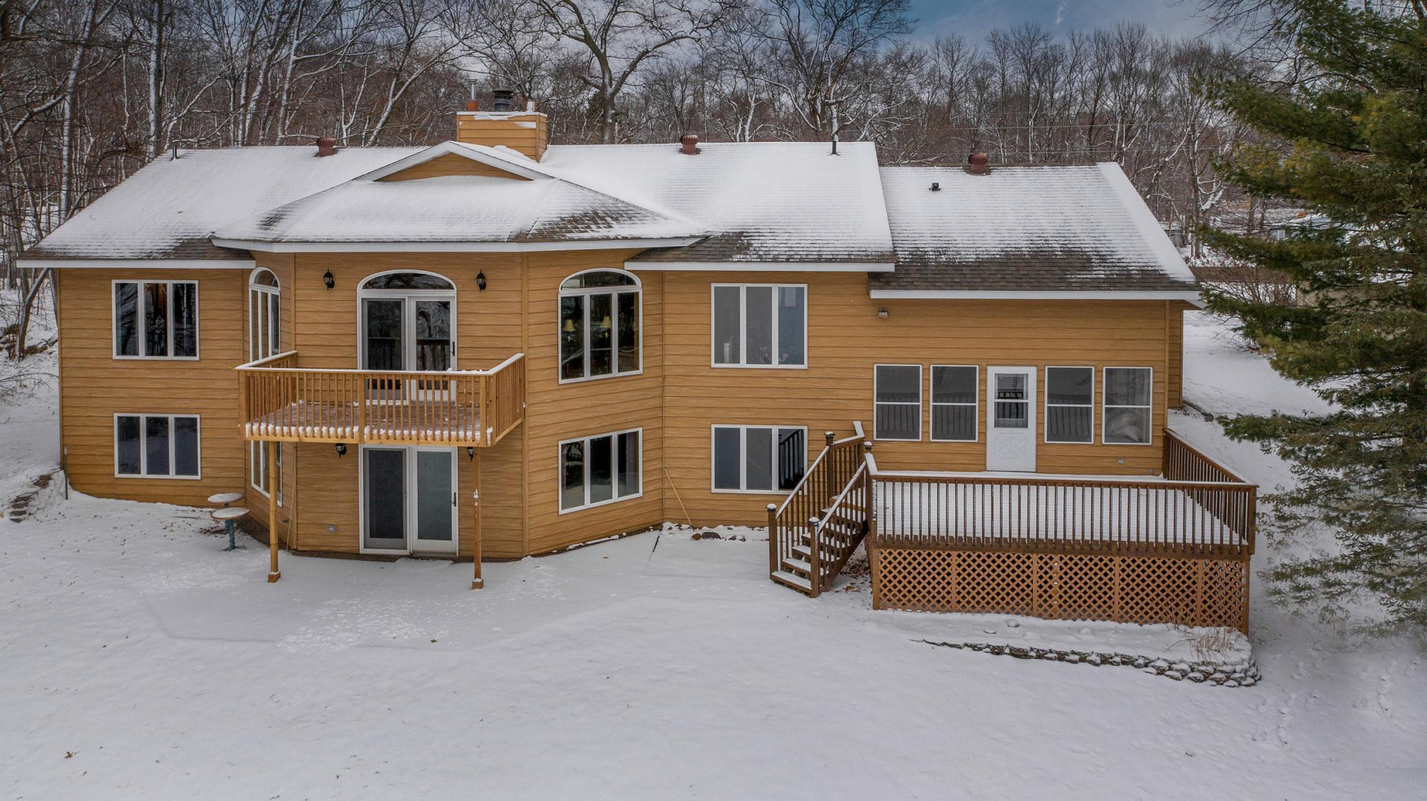 22193 State Highway 6 Property Photo - Deerwood, MN real estate listing
