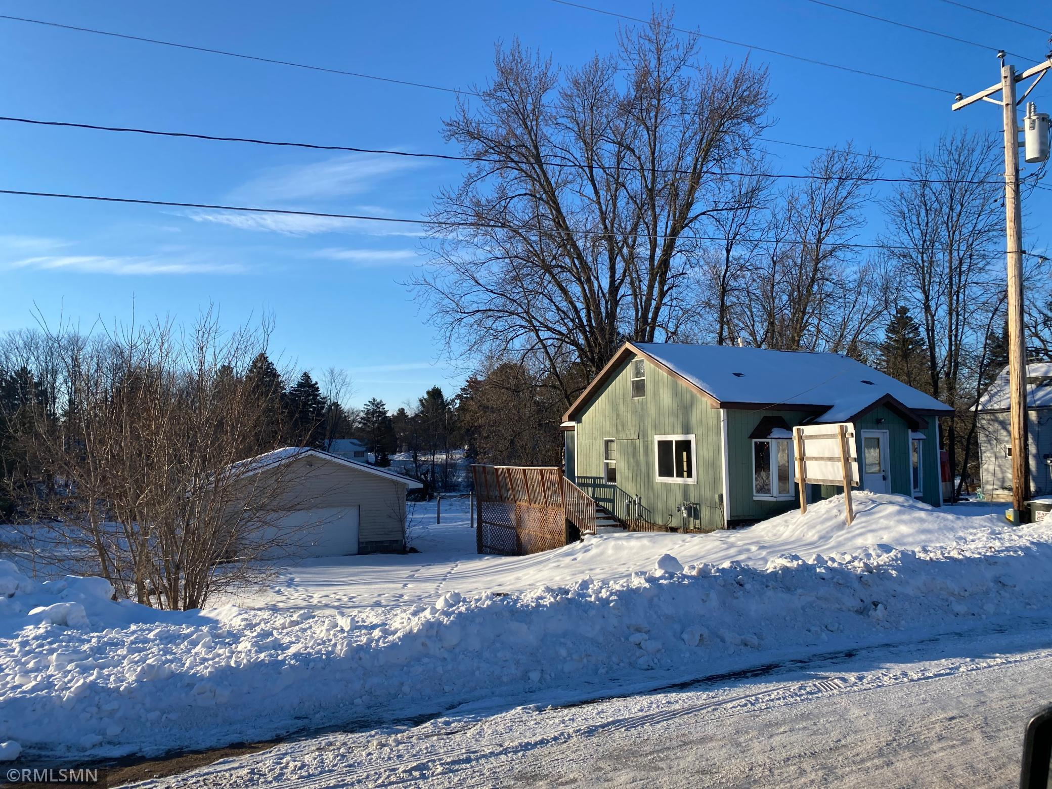 3024 Main Street Property Photo - Willow River, MN real estate listing