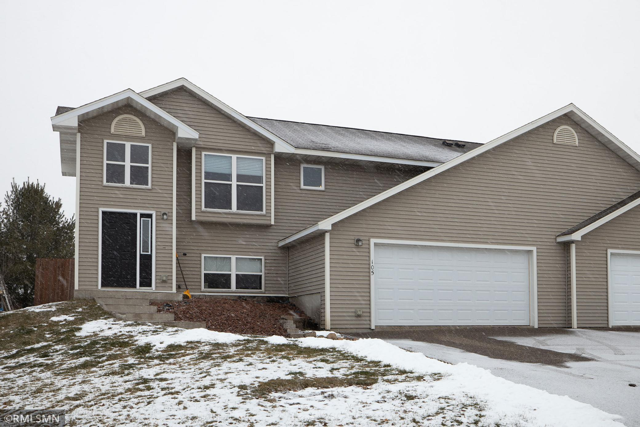 105 Meadow Lane Property Photo - Woodville, WI real estate listing