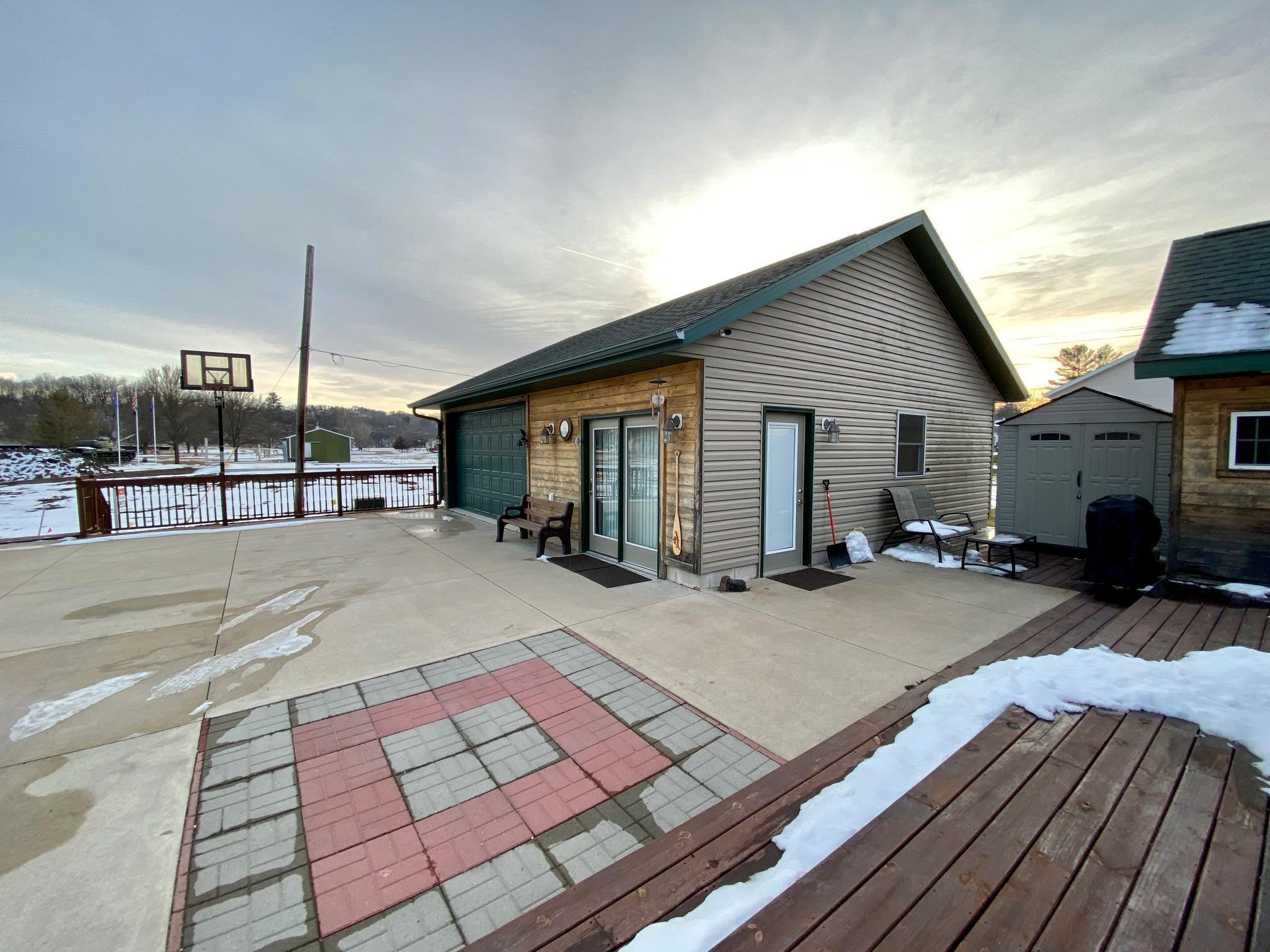 312 Spring Street NE Property Photo - Preston, MN real estate listing