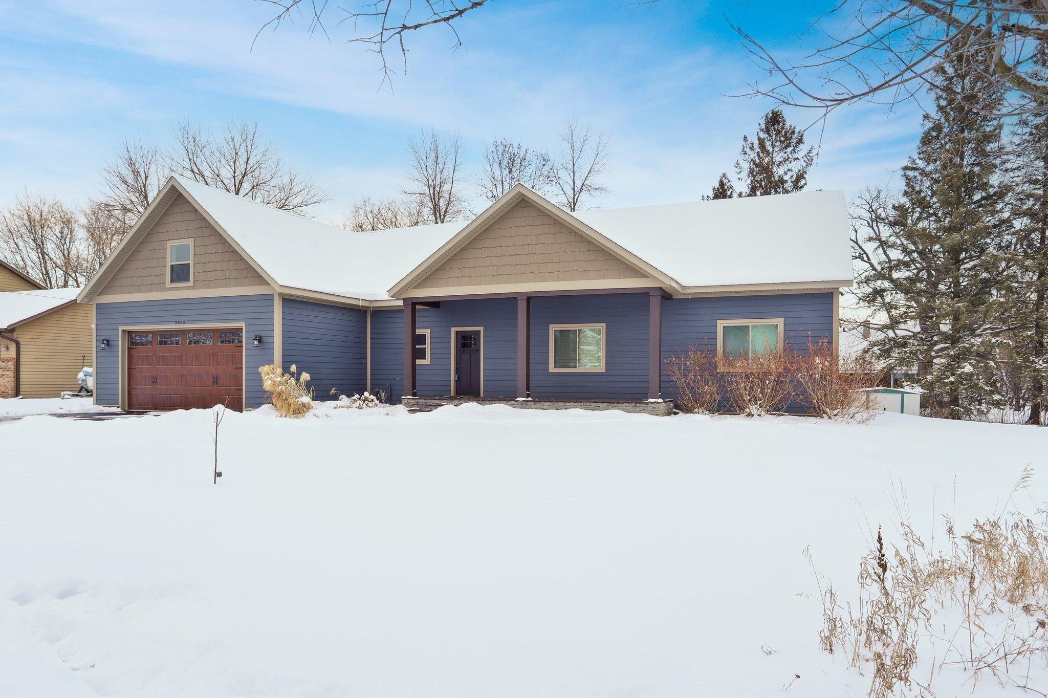2653 Bloom Road Property Photo - White Bear Twp, MN real estate listing