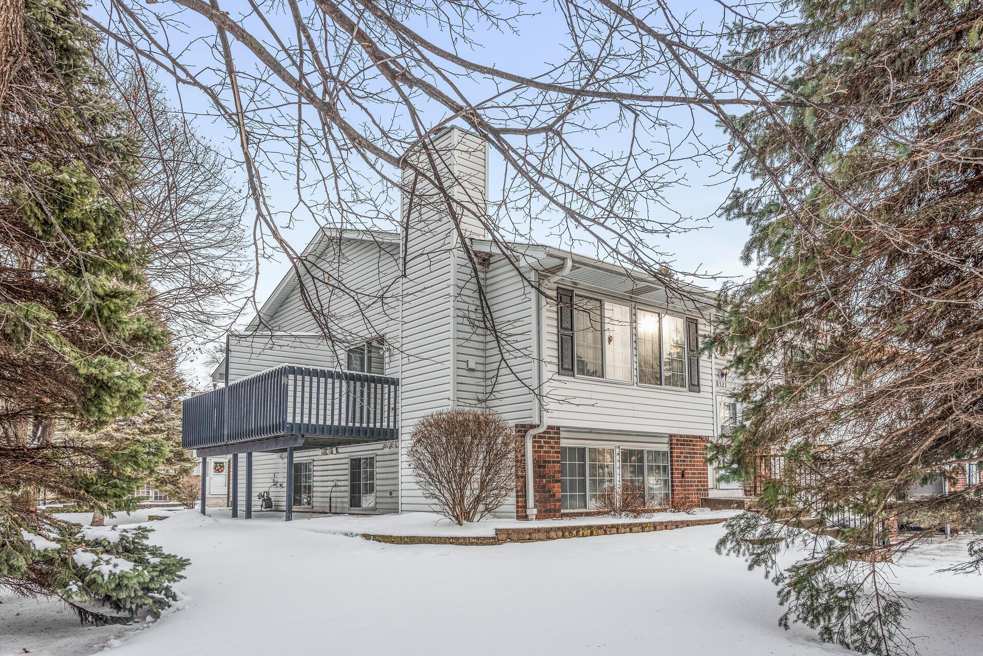 8523 Xebec Street NE Property Photo - Circle Pines, MN real estate listing
