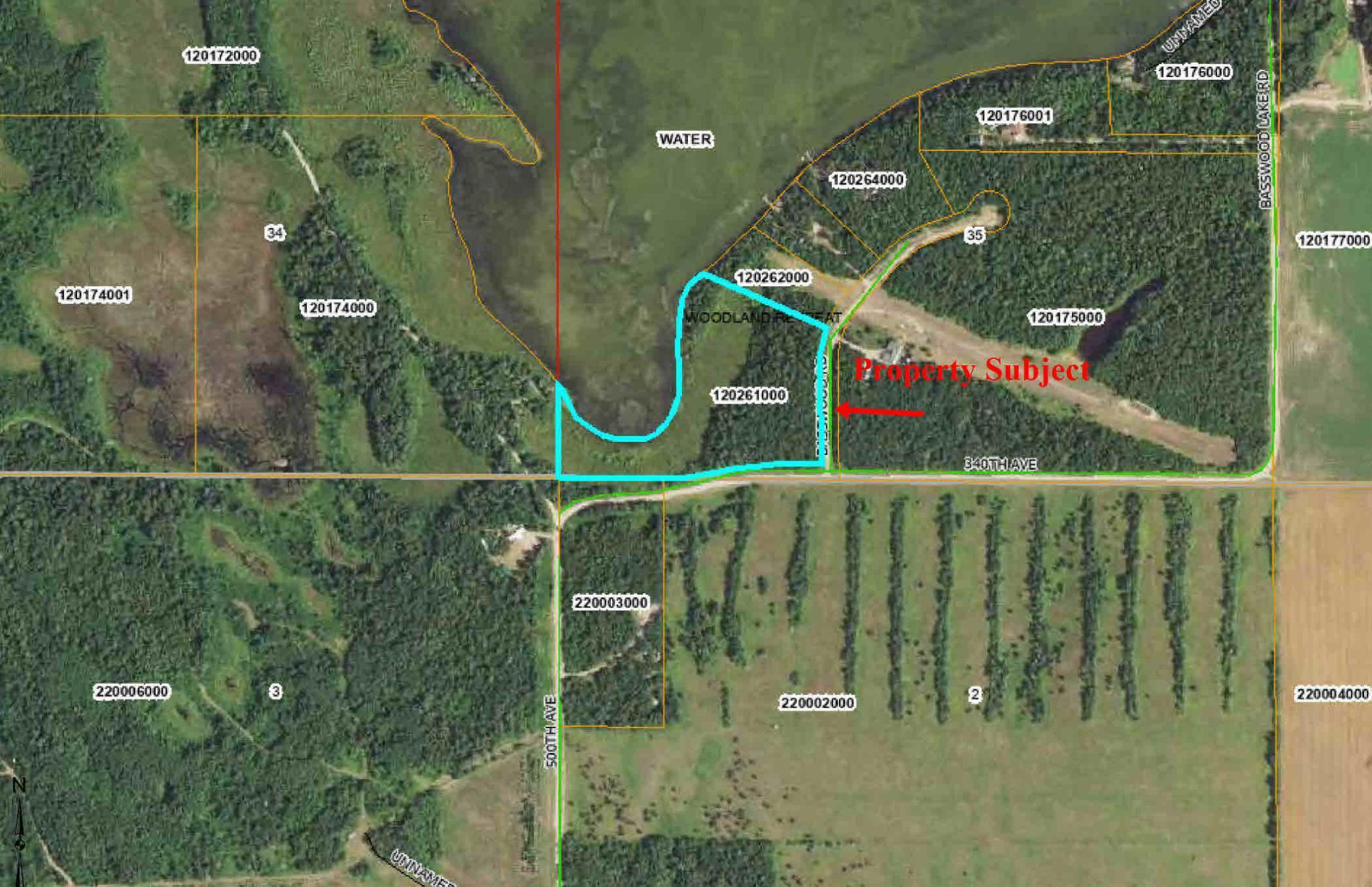 TBD Basswood Road Property Photo - Park Rapids, MN real estate listing