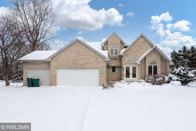 3832 Dunbar Court Property Photo - Brooklyn Park, MN real estate listing