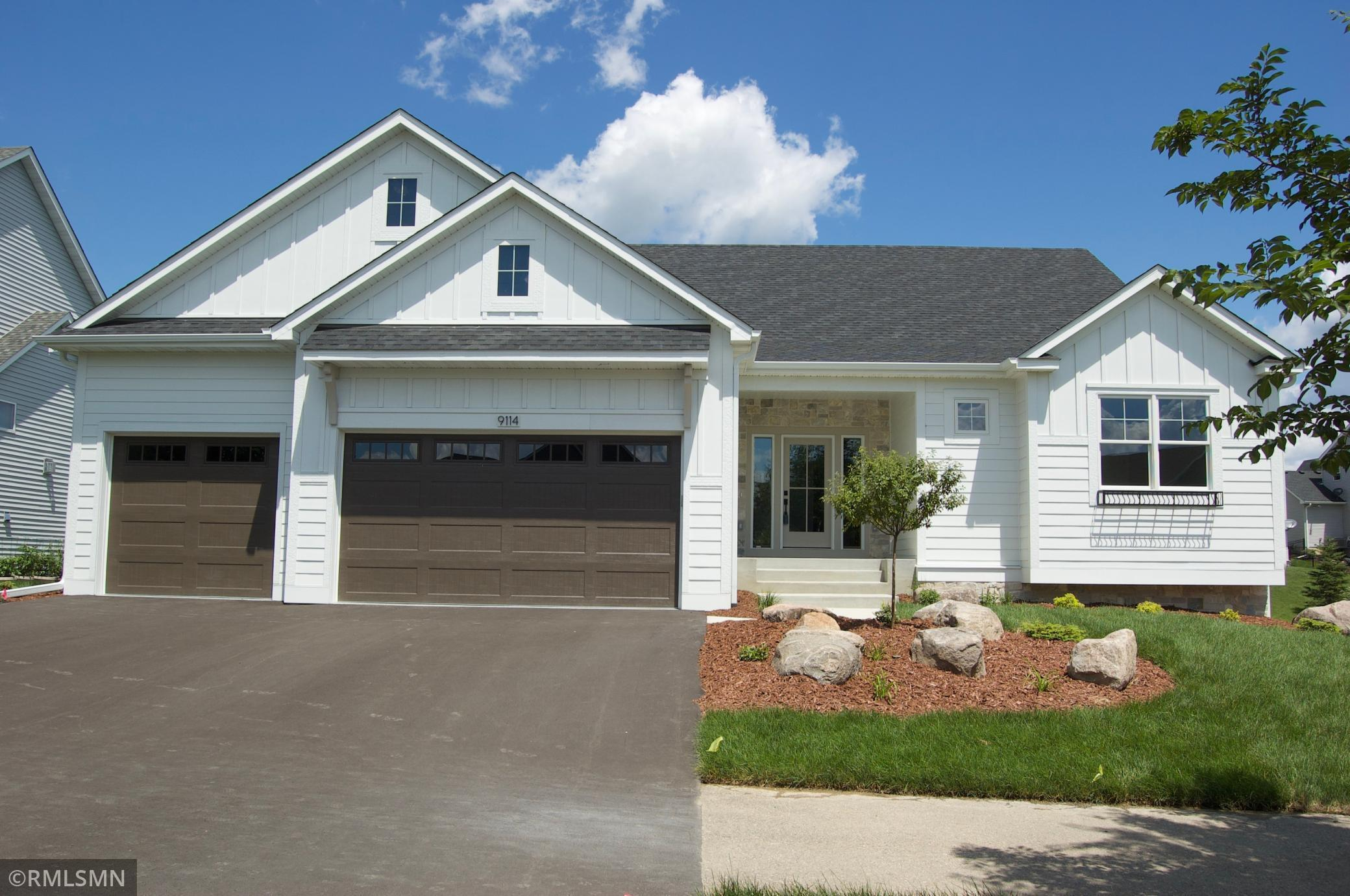 9114 Woods Circle Property Photo - Victoria, MN real estate listing