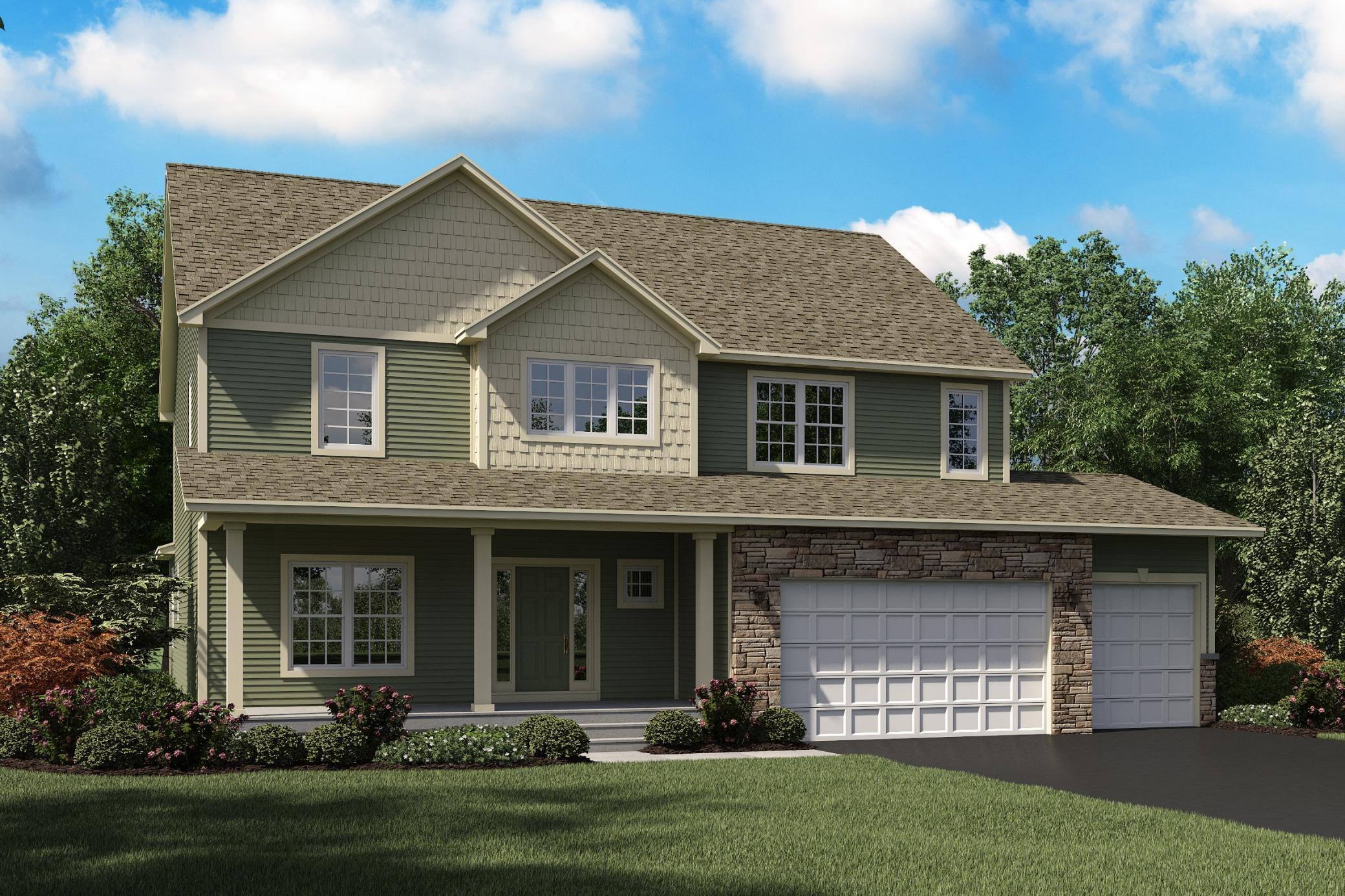 1817 Laramee Lane Property Photo - Centerville, MN real estate listing