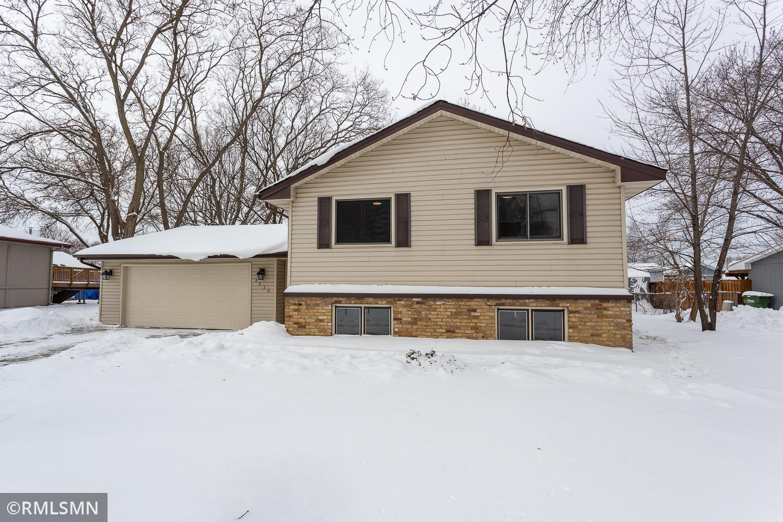 8230 6th Street NE Property Photo - Spring Lake Park, MN real estate listing