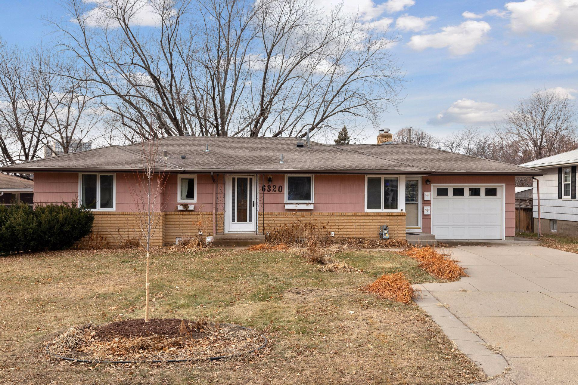 6320 Vincent Avenue S Property Photo - Richfield, MN real estate listing
