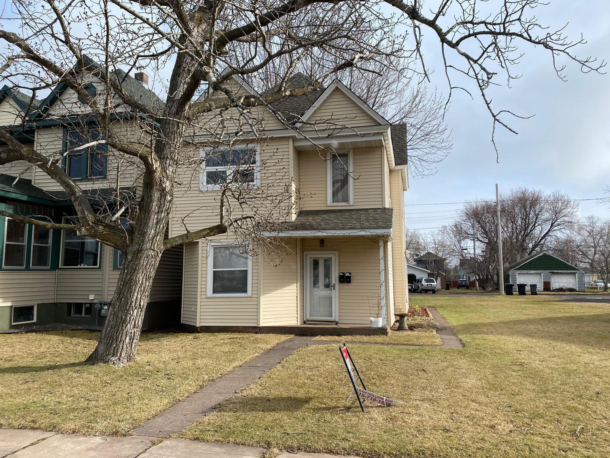 1210 Winter Street Property Photo - Superior, WI real estate listing