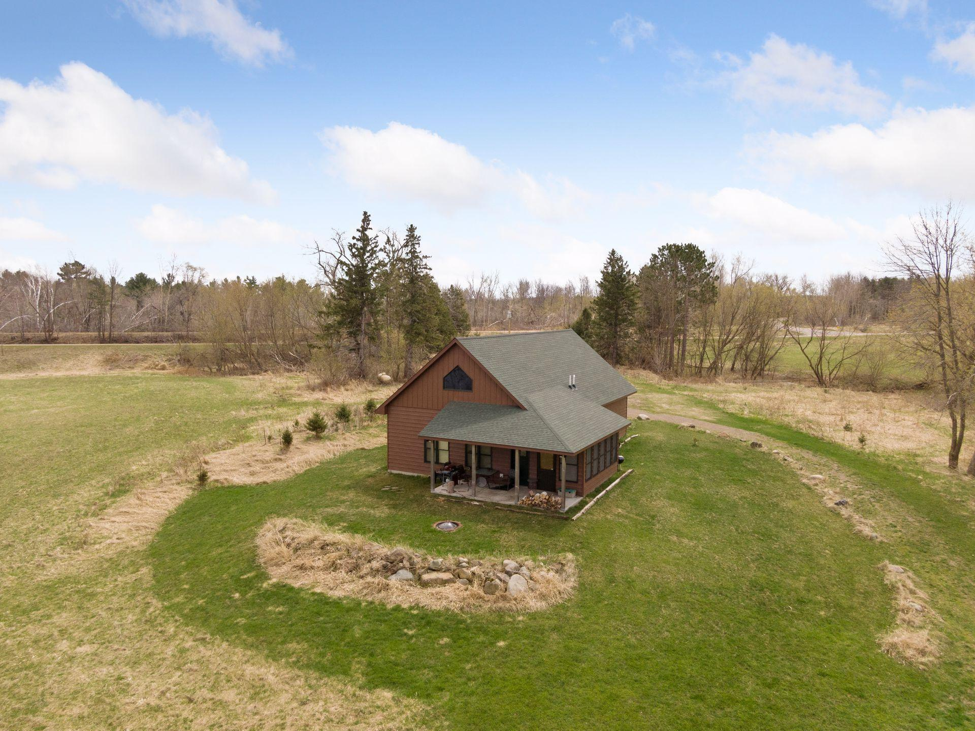 1608 US HWY 63 Property Photo - Turtle Lake, WI real estate listing