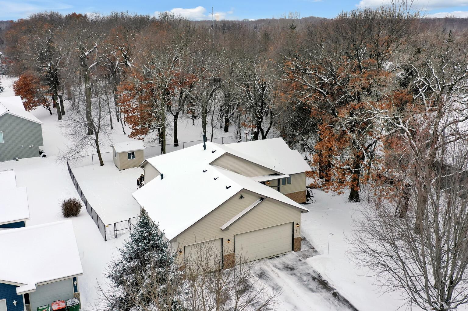 600 Lois Lane Property Photo - Lino Lakes, MN real estate listing