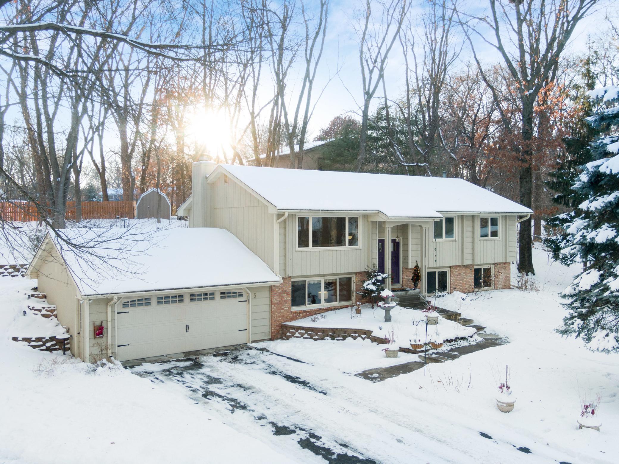 5 Hall Court Property Photo - White Bear Lake, MN real estate listing