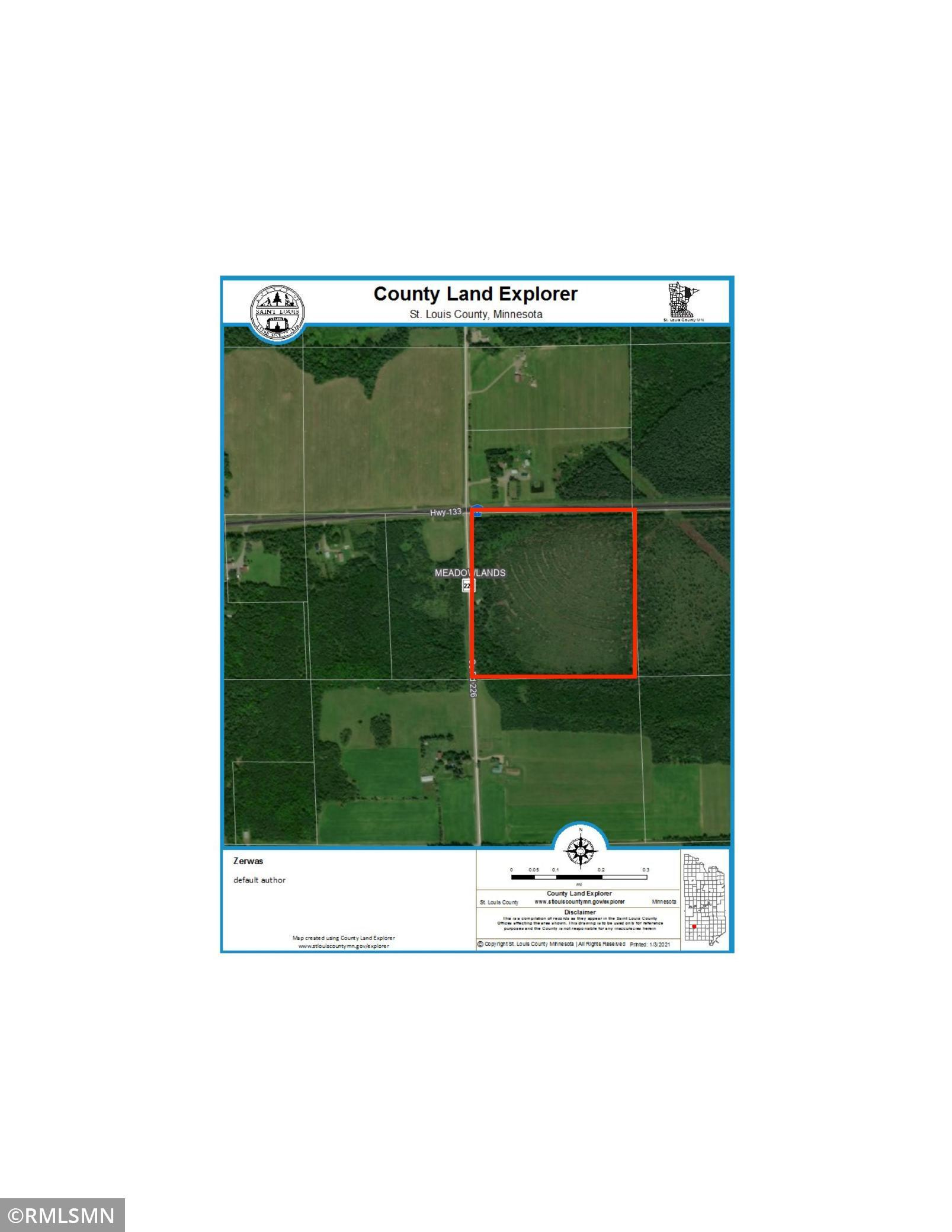 7676 County Road 226th Property Photo - Meadowlands, MN real estate listing