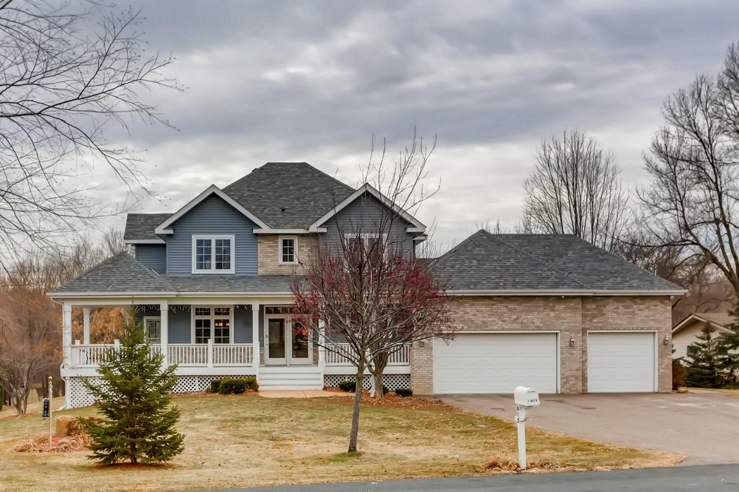 6615 71st Lane Property Photo - Greenfield, MN real estate listing