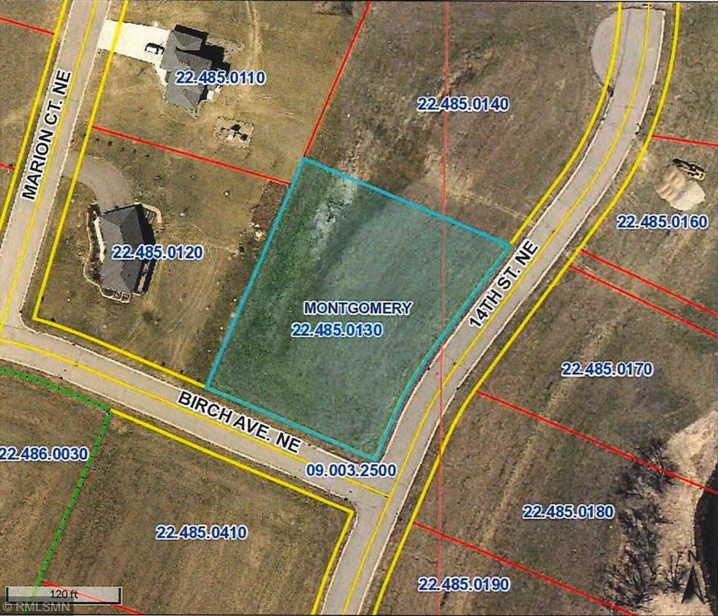 1003 14TH Street NE Property Photo - Montgomery, MN real estate listing