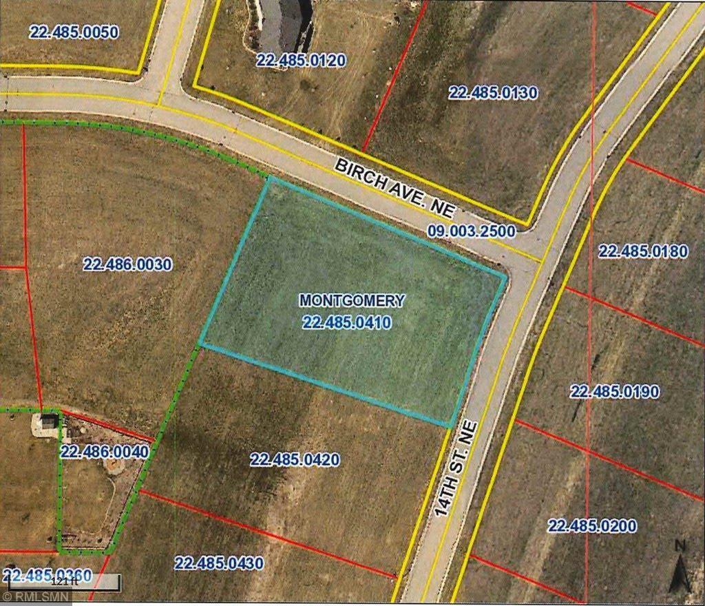 917 14th Street NE Property Photo - Montgomery, MN real estate listing