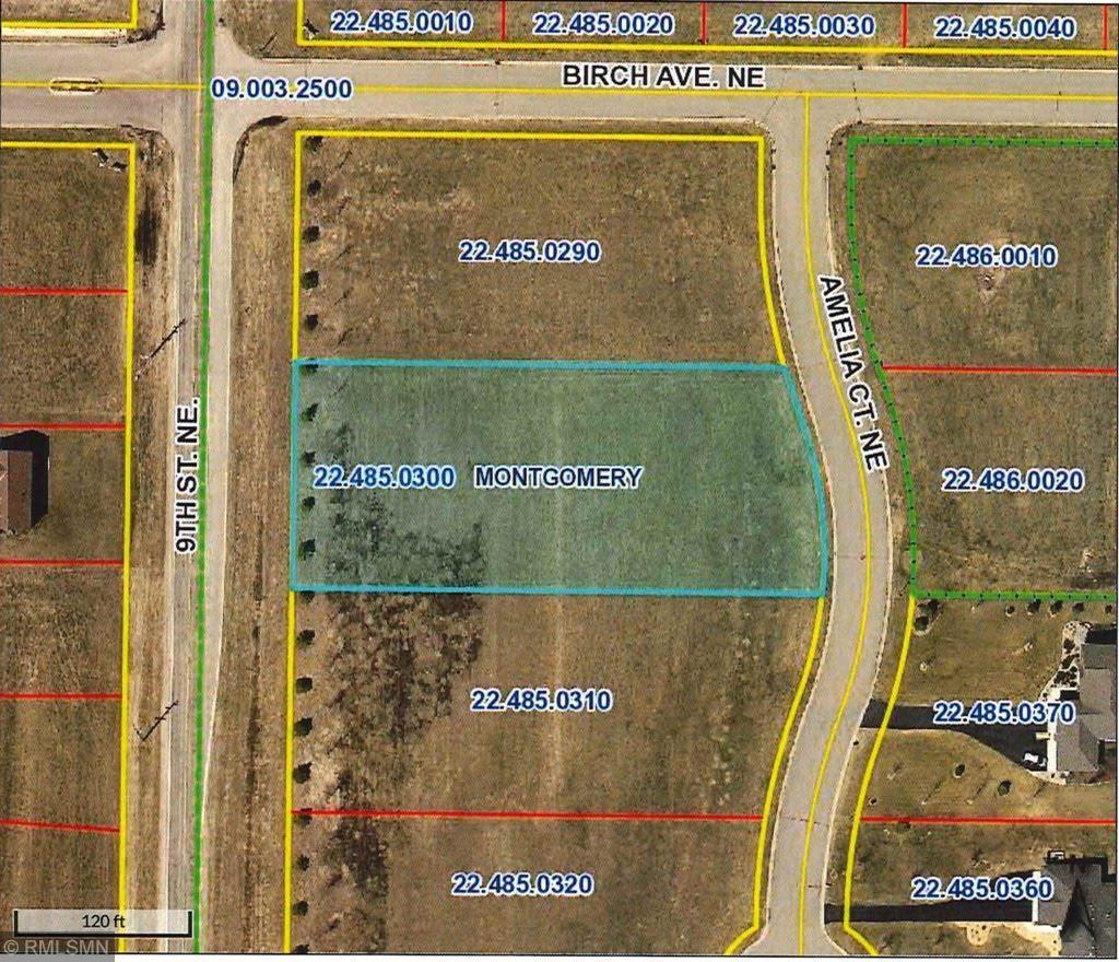 915 Amelia Court NE Property Photo - Montgomery, MN real estate listing