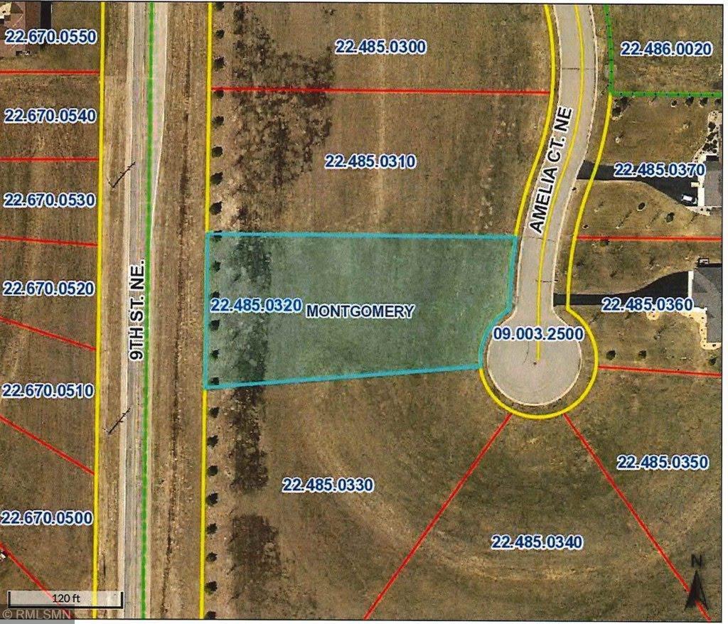 907 Amelia Court NE Property Photo - Montgomery, MN real estate listing