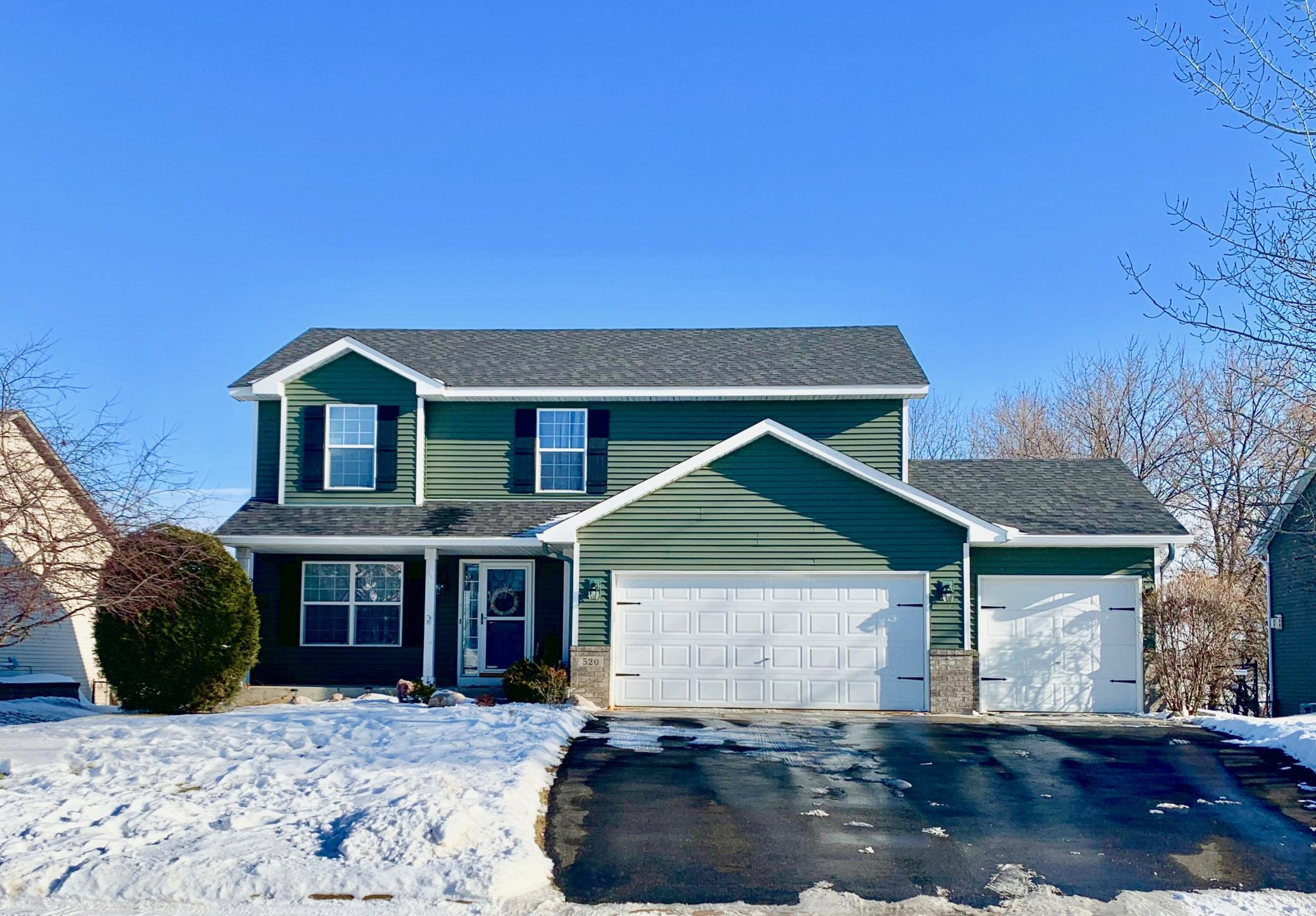 520 12th Avenue NE Property Photo - Lonsdale, MN real estate listing