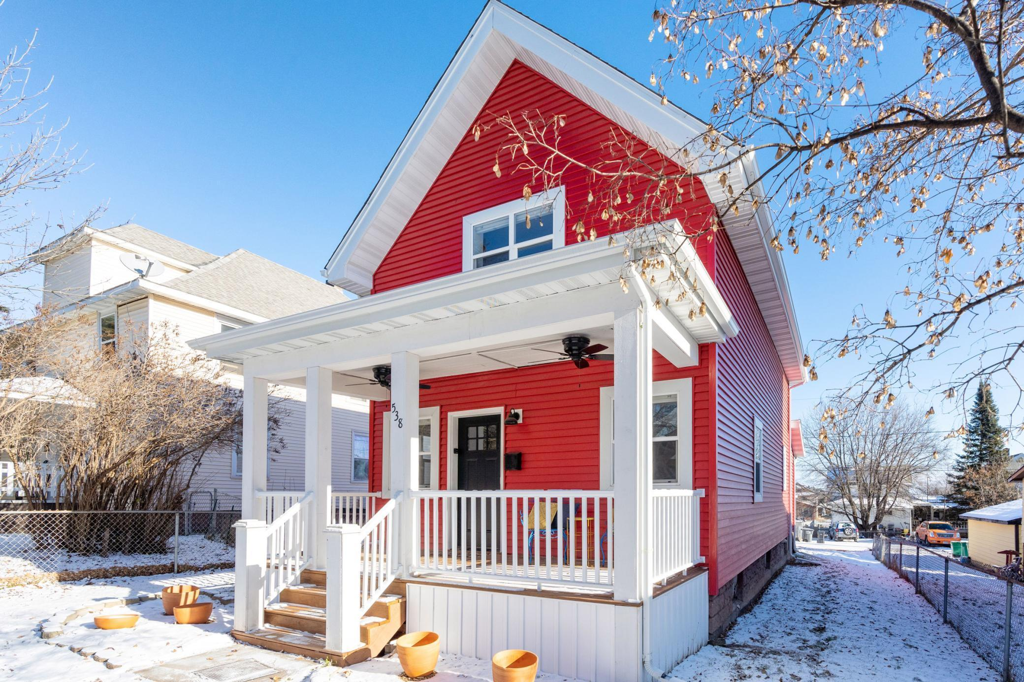 538 N 60th Avenue W Property Photo - Duluth, MN real estate listing