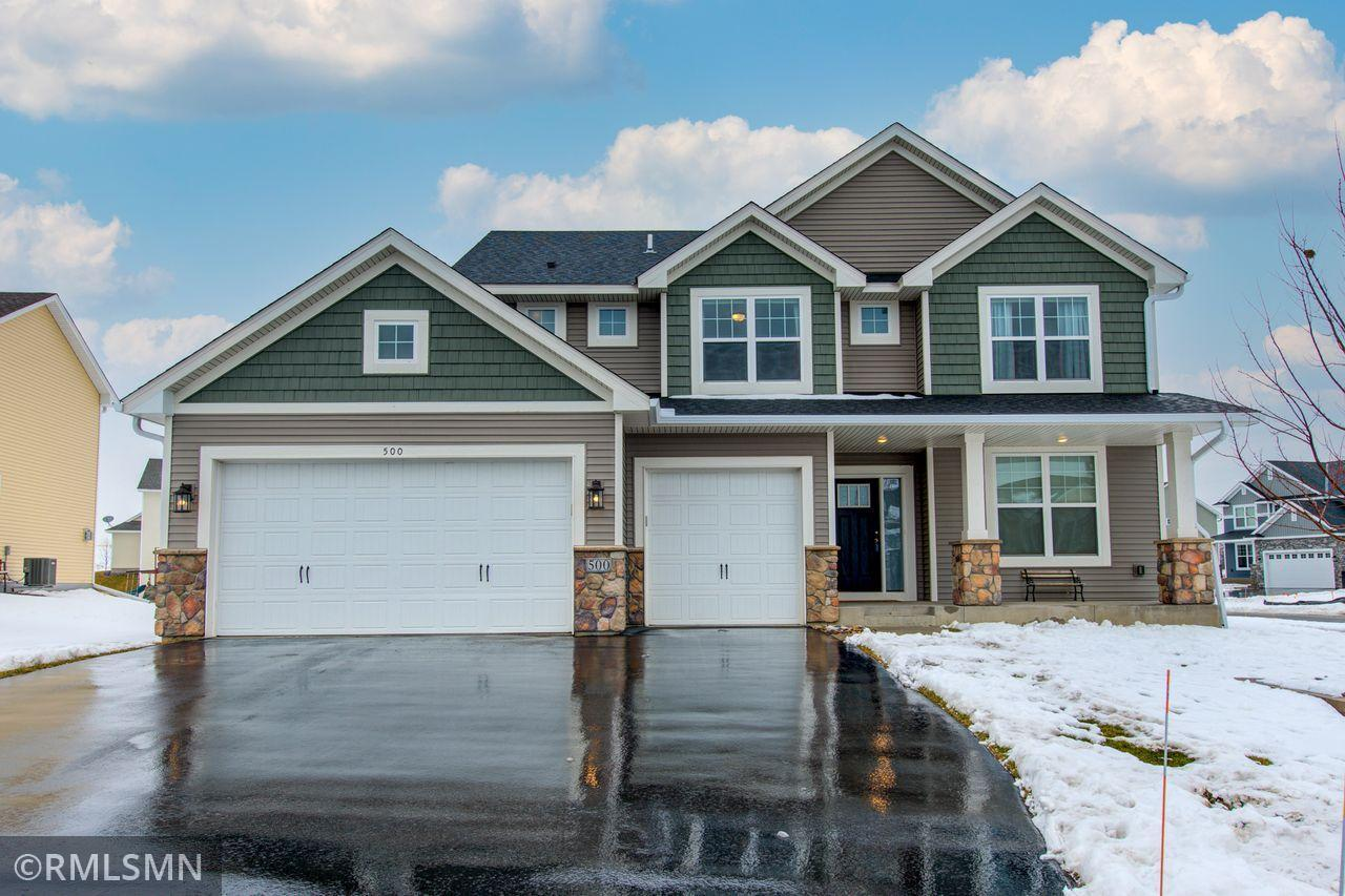 500 Franklin Avenue W Property Photo - Delano, MN real estate listing
