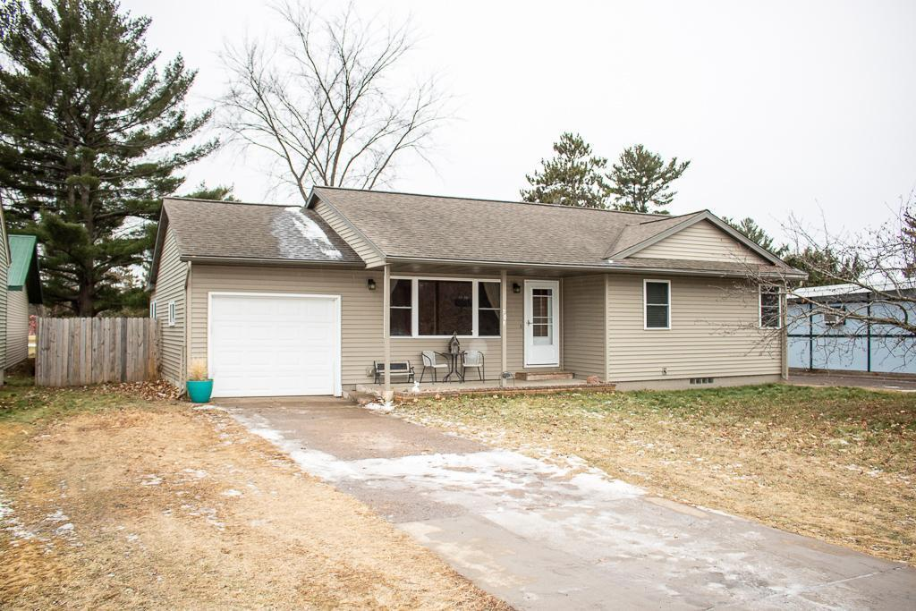 709 Dallas Street Property Photo - Chetek, WI real estate listing
