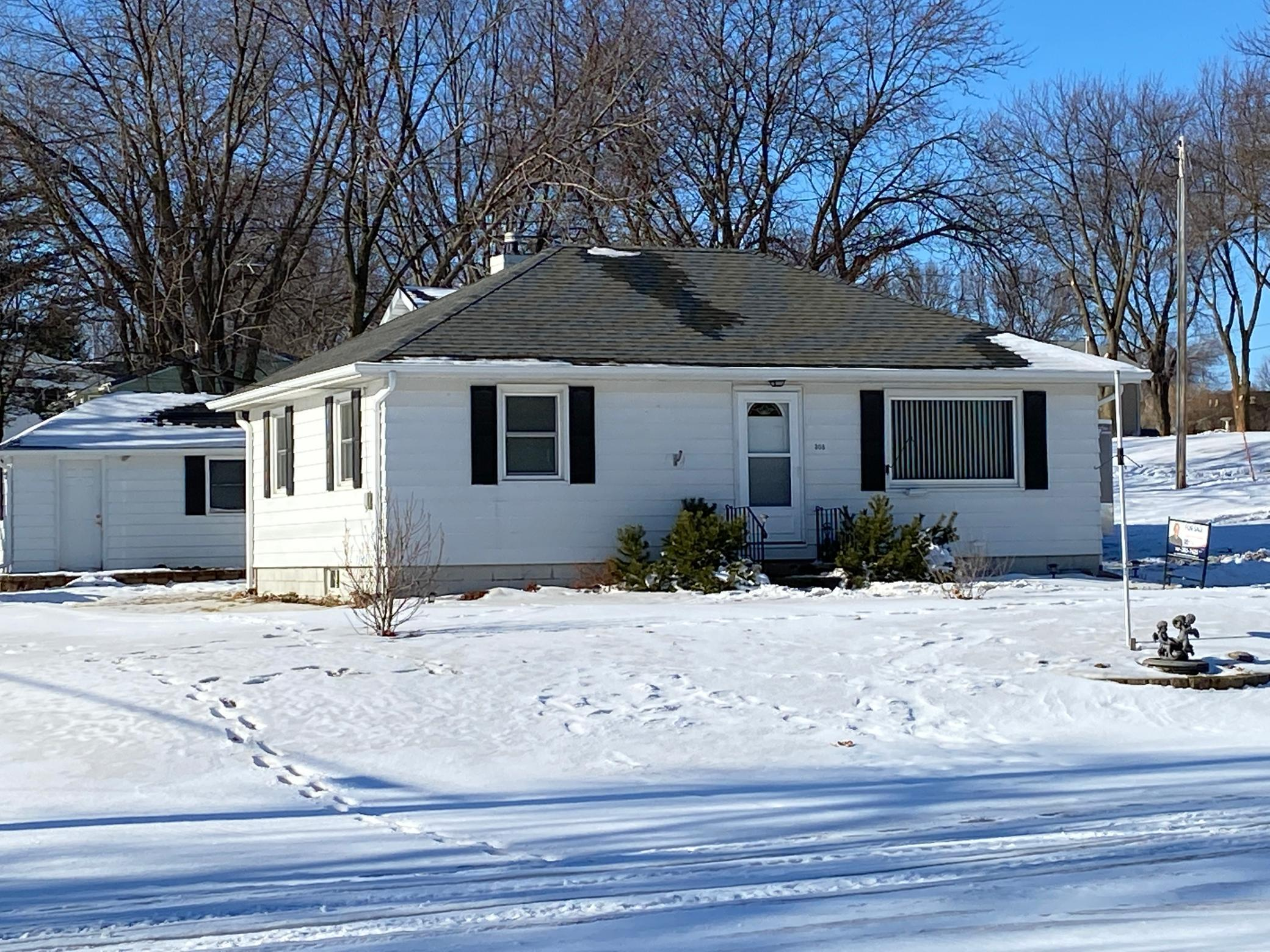 308 N 1st Street Property Photo - Kiester Twp, MN real estate listing