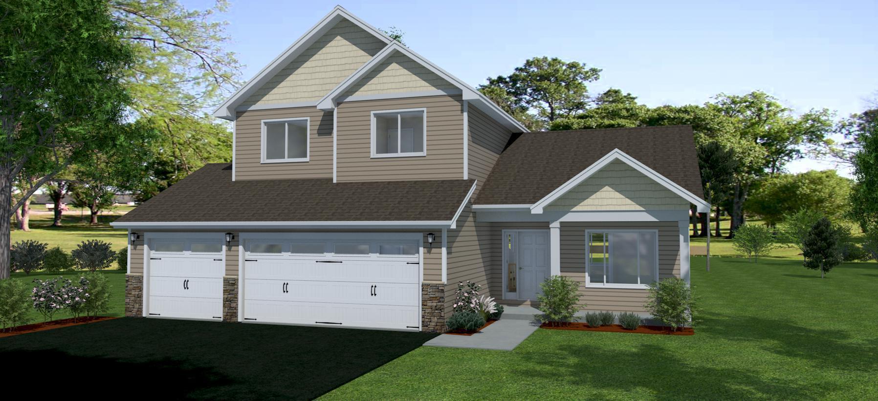812 Harvest Dr SW Property Photo - Lonsdale, MN real estate listing