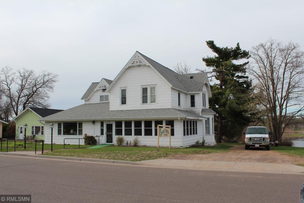 240 W Broadway Avenue Property Photo - Grantsburg, WI real estate listing