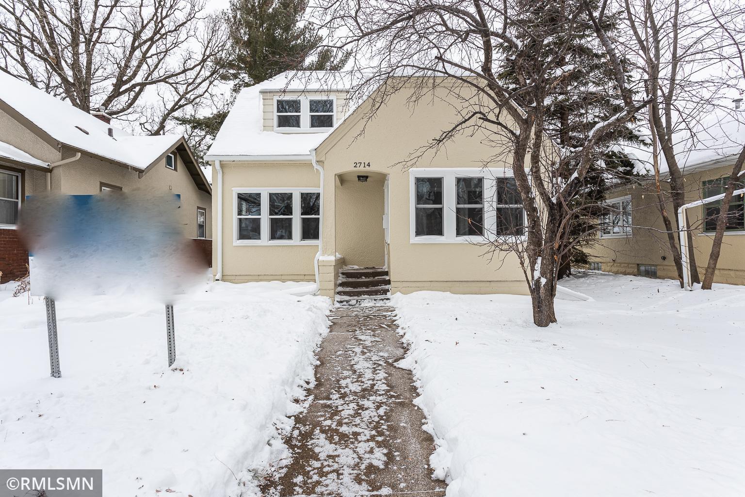 2714 Johnson Street NE Property Photo - Minneapolis, MN real estate listing