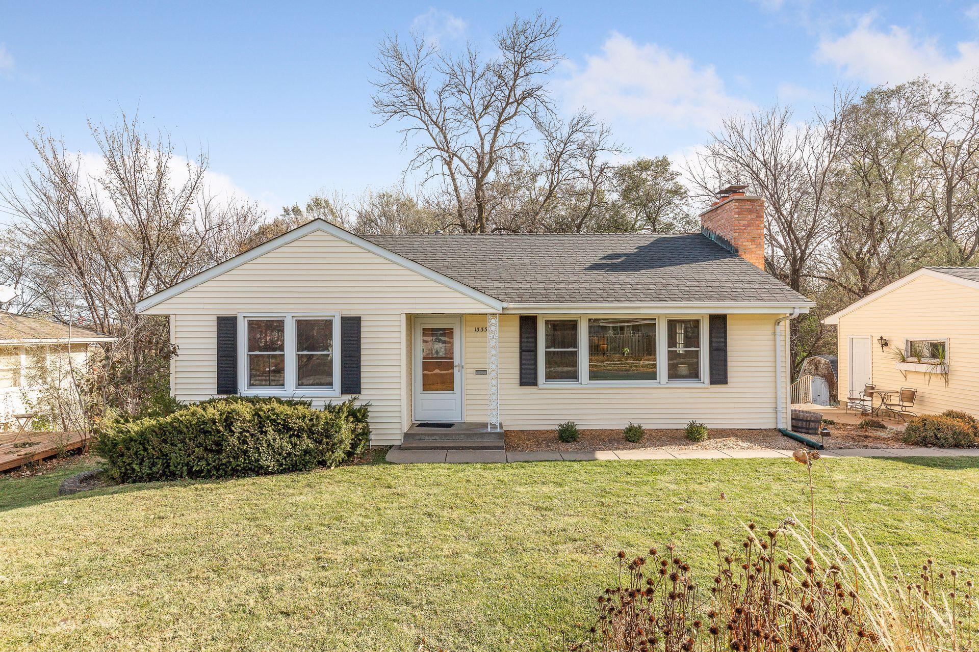 1333 Pennsylvania Avenue S Property Photo - Saint Louis Park, MN real estate listing