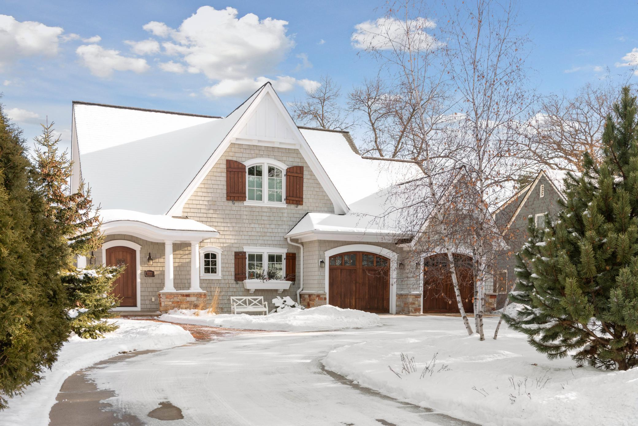5107 Wooddale Avenue Property Photo - Edina, MN real estate listing