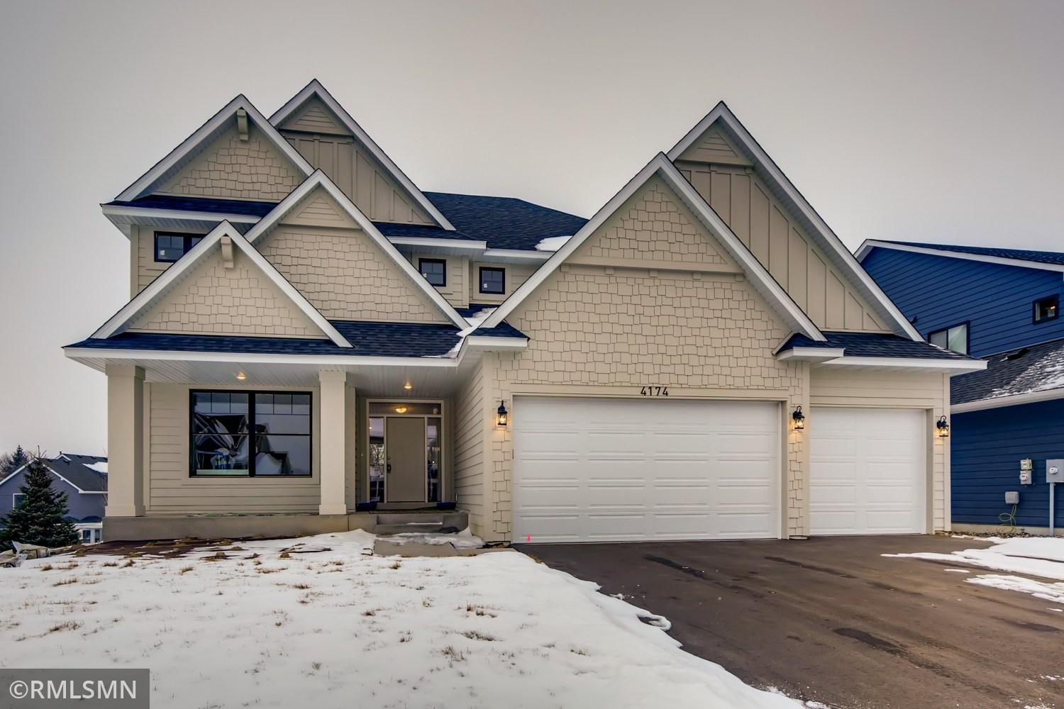 4174 Summerbrooke Place Property Photo - Eagan, MN real estate listing